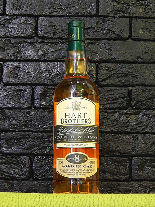 Blended Malt Scotch Whisky: Hart Brothers & Glen Crinan