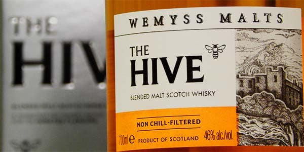 Виски Wemyss Malts The Hive